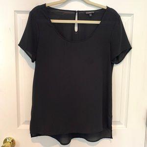 Express Short Sleeve Blouse - S